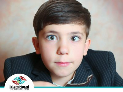 علاج الحول عند الأطفال